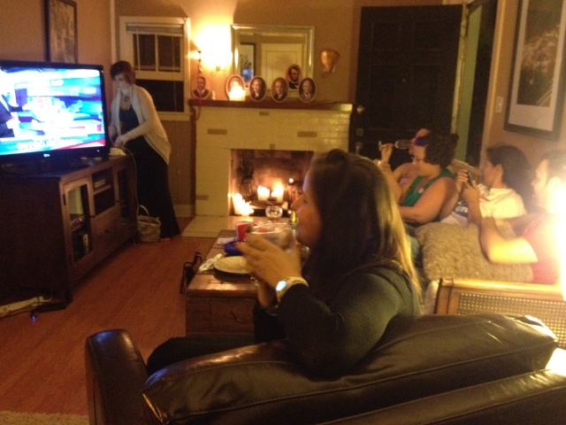 Sometimes iPhone because you're living room is about to hear CNN call the presidential race.
