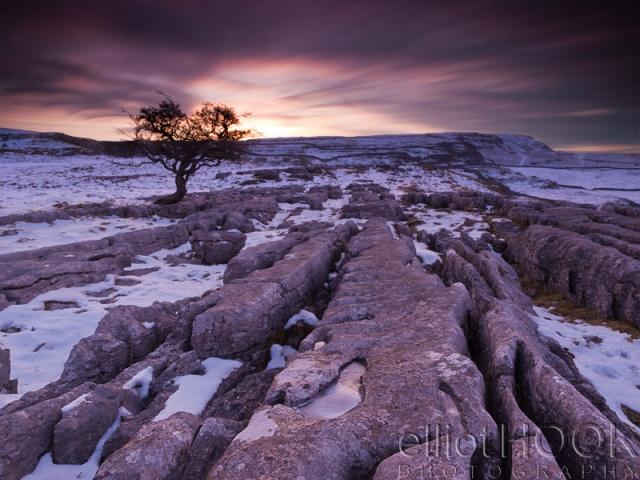 """""""Limestone Pavement"""" by Elliot Hook - http://www.elliothook.co.uk/"""