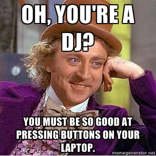 willy wonka dj